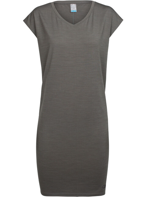 Icebreaker W's Yanni Tee Dress metal